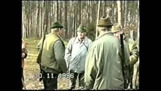 """HUBERTUS 1996 - Koło Łowieckie """"Diana"""" Mielec(część - 1)"""