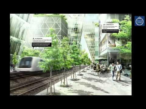 """Bjarke Ingels """"Hedonistic Sustainability"""""""