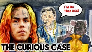 The Curious Case of Tekashi 6ix9ine (IOTA)