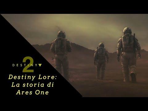 Destiny 2 Lore: La Scoperta Del Viaggiatore - Il Programma Ares One