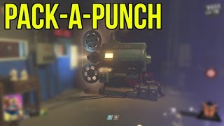 How to Turn on Power + Open Pack-a-Punch | Zombies in Spaceland