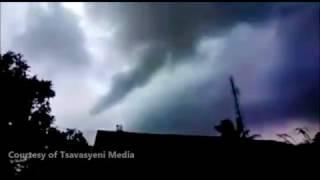 Terbaru Puting beliung Singosari Malang Singosari tornado in Indonesia