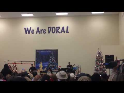 Doral Academy Saddle Campus Band part 1