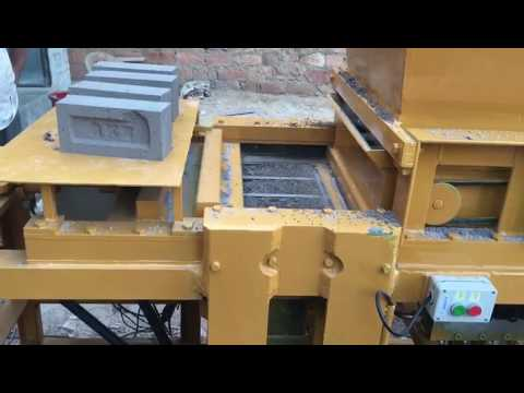 Bricks Making Machine by Sankhla Engineers, Jodhpur