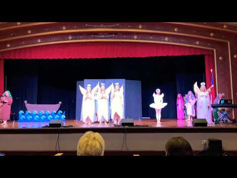 Harrells Christian Academy Junior Beta Group Talent