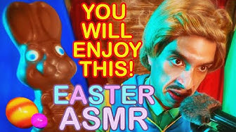 RELAXING EASTER ASMR with Sam