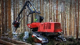 Valmet 911.3 X3M Harvester