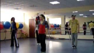 Видео с занятий RnB, Хип хоп, Клубный танец(, 2009-06-20T15:54:05.000Z)
