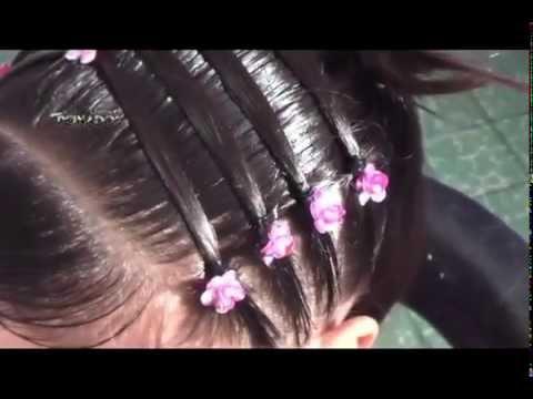 Peinados para ni a paso a paso youtube - Peinados de ninas ...