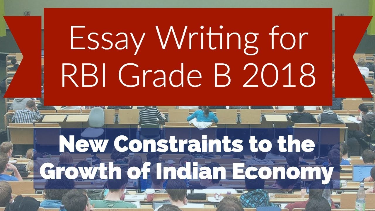 Genetically Modified Food Essay Thesis Rbi Grade B  Essay  English  Phase   New Constraints To The Growth Of Indian  Economy The Yellow Wallpaper Essay Topics also Essay On The Yellow Wallpaper Rbi Grade B  Essay  English  Phase   New Constraints To The  Essay On Health Care Reform