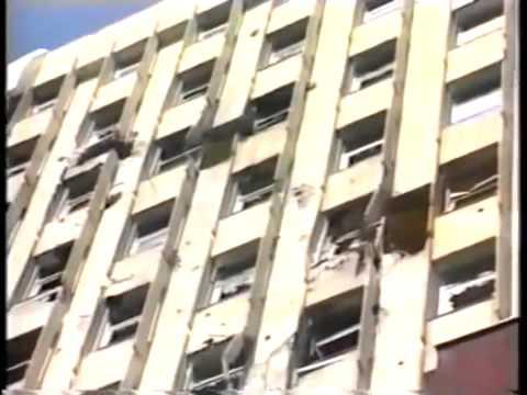 Sarajevo War 1992 -1995