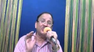 Ashutosh Jain singing........YE SHAAM MASTANI MADHOSH KIYE JAYE...