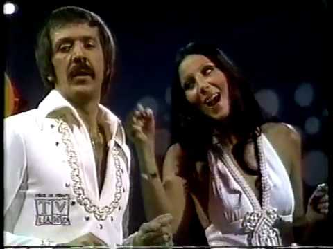"""Sonny & Cher!  """"More Today Than Yesterday"""""""