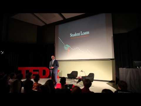 The Changing Economic Realities of College | Adam Carroll | TEDxUWMilwaukee