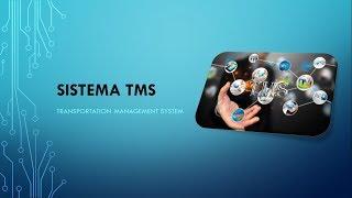 Sistema TMS - Transportation Management System