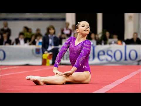 The greatest show -Xcel sliver/gold gymnastics floor music