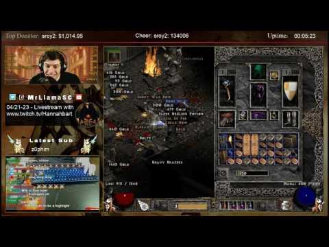 Diablo 2 - The Rare Perfect Drop
