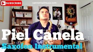 Piel Canela Saxofon Instrumental