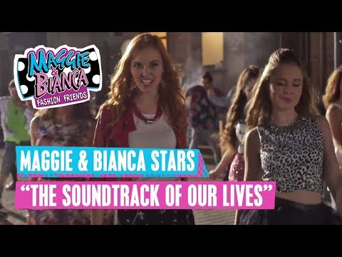 MAGGIE & BIANCA 🎵 Maggie & Bianca Stars: The Soundtrack Of Our s  Disney Channel Songs