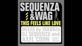 SEQUENZA & WAG - This Feels Like Love (YAKOOZA BIG ROOM MIX)