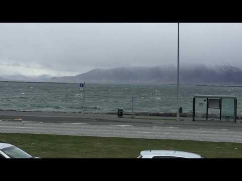 Reykjavik waterfront, Iceland