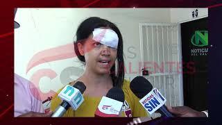 Estudiante del Centro UASD San Juan narra cómo motorista intentó atracar y violarla