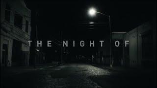 Заставка к сериалу Однажды ночью / The Night Of Opening Credits