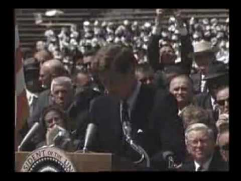 kennedy rice speech