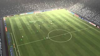 Borussia M'gladbach 1 - 2 Werder Bremen - Match Highlights