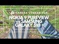 Nokia 9 PureView vs Samsung Galaxy S10 Plus Camera Test Comparison