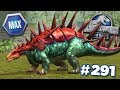MAXED KENTROSAURUS!!! || Jurassic World - The Game - Ep291 HD