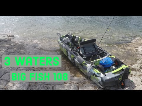 3 Waters Big Fish 108   On The Water Review