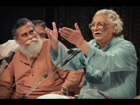 Pt. Narayanrao Bodas with Pt. Kedar Bodas: Raag Desh Malhar