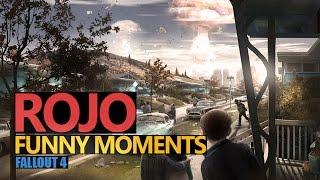 ROJO - Funny Moments [Fallout 4]