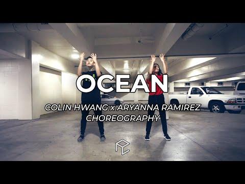 Ocean - Martin Garrix, Khalid | COLIN HWANG x ARYANNA RAMIREZ CHOREOGRAPHY | Summer 2018 Workshop
