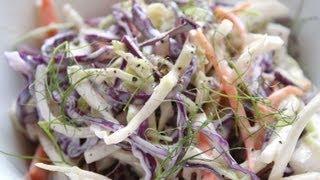 Ensalada de col (coleslaw)