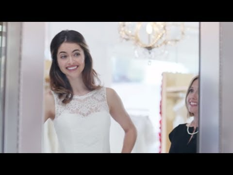 Wedding Dress | Navy Federal Credit Union Commercial