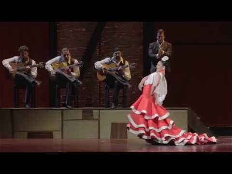 TARANTO. LA TABERNA DEL TORO. Homenaje a Antonio Ruiz Soler. Ballet Nacional de España.