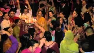 Punjabi Wedding Djs at a Reception - DJ Sunny Entertainment l Raj Minocha