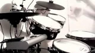 """Whitesnake - """"Here I Go Again"""" (DRUM COVER YAMAHA DTX4)."""