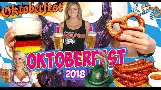 Поехал на Октоберфест/Oktoberfest 2018.