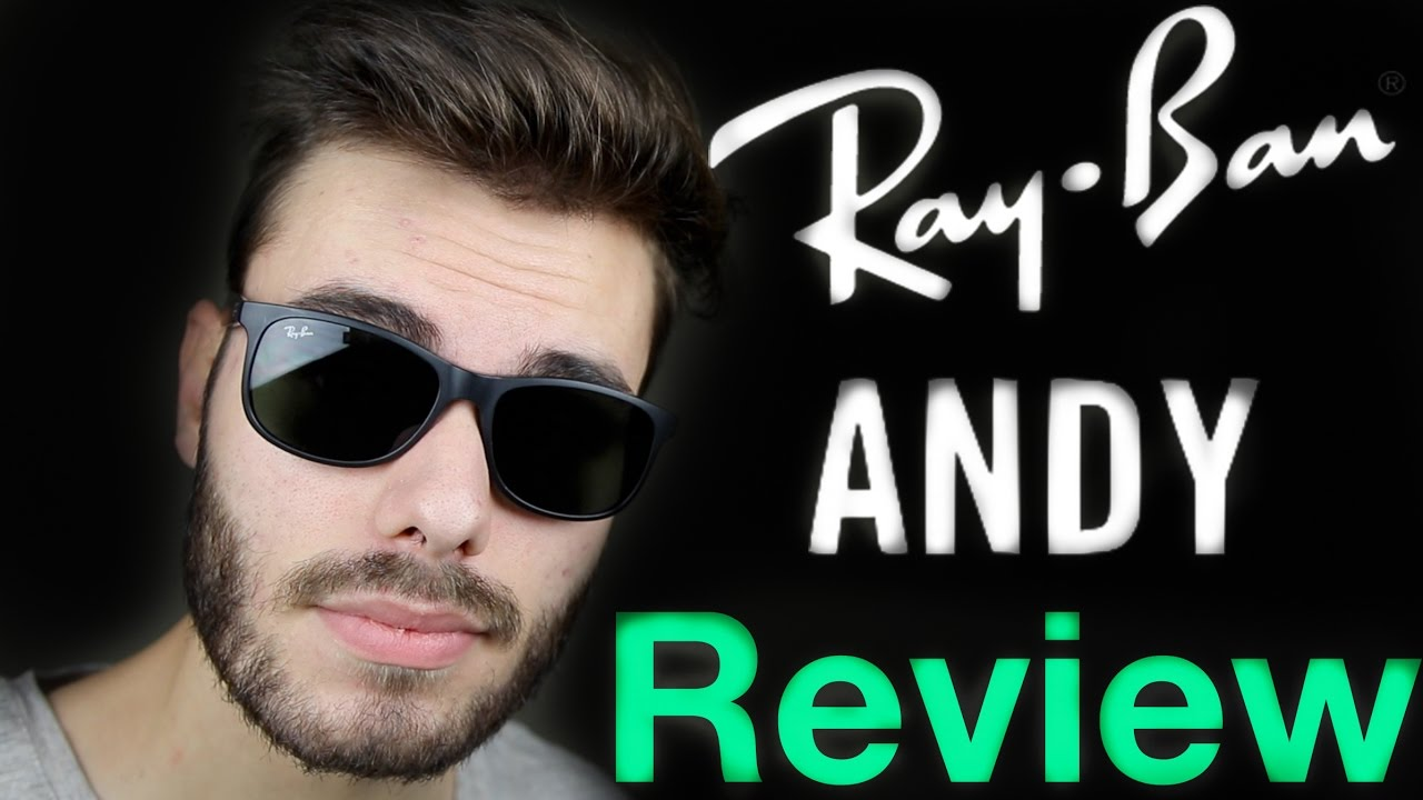 24400574ad Ray-Ban Andy Review - YouTube
