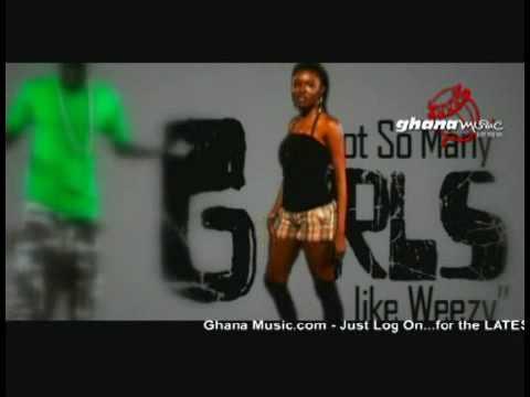 5FIVE ft IWAN - African Galz