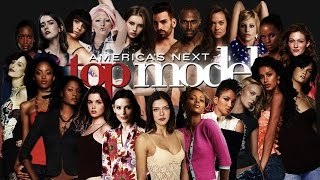 America's Next Top Model - All Winners - Fadeout - Cycle 1-22