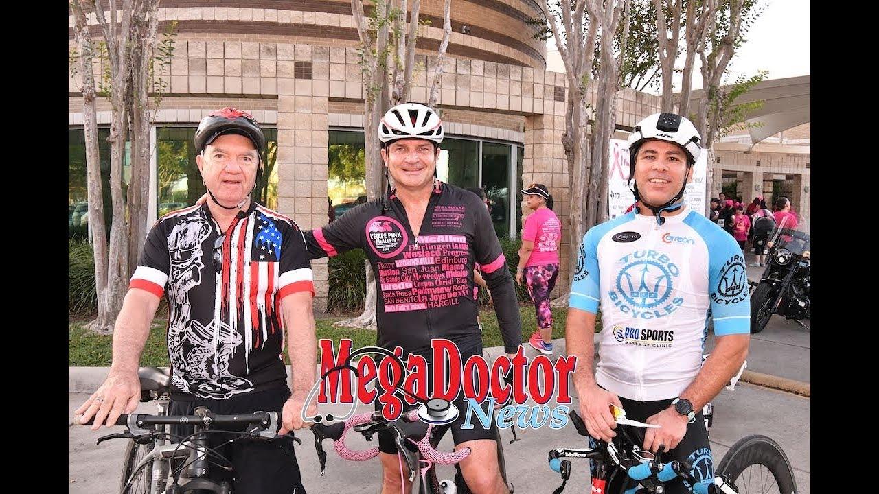 Video: 11th Annual Breast Cancer Awareness Walk/Run/Ride