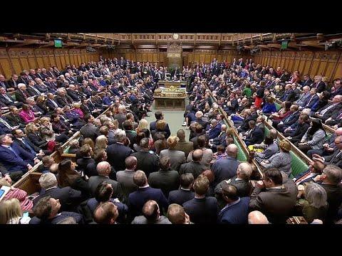 ضربة موجعة لماي بعد رفض البرلمان البريطاني بأغلبية ساحقة اتفاق الخروج من الاتحاد الأوروبي…  - نشر قبل 25 دقيقة