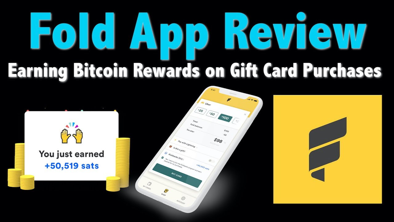 Fold App Review An Easy Way to Earn Free Bitcoin