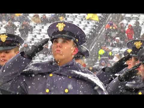 Army Football: Corps of Cadets March On at the 118th Army-Navy Game presented by USAA