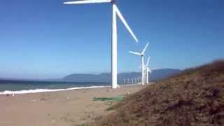 VIDEO: (Ilocos Norte) Bangui Windmills of Ilocos by Ver Villanueva