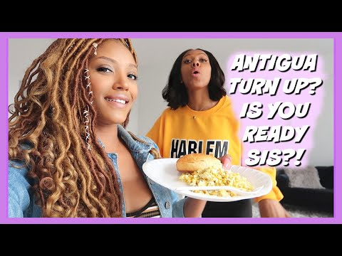 Is You Ready Sis?! | Prepping for Antigua & Barbuda Trip!